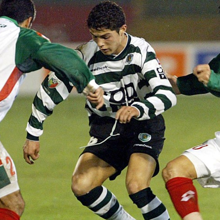 ronaldo-debut