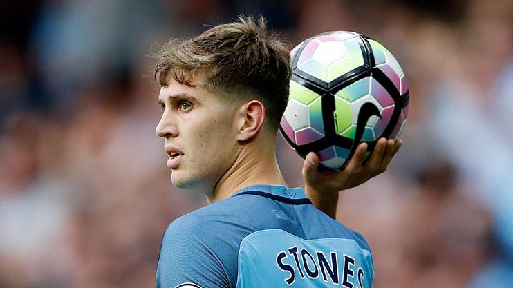 Stones plays the Guardiola way