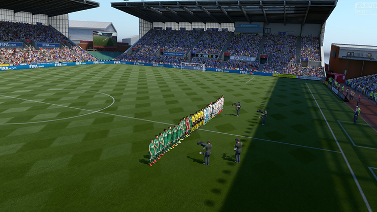 Stoke City FC Stadium