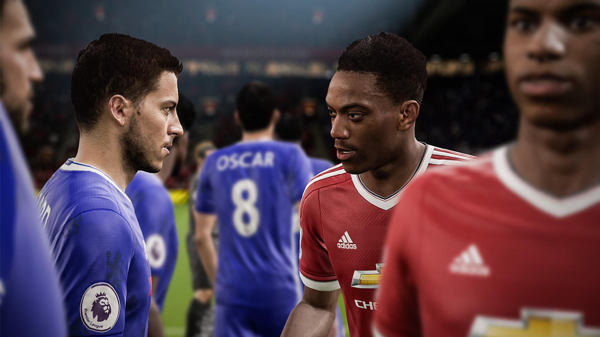 FIFA 17 looked the part, but the Frostbite Engine is means of so much more