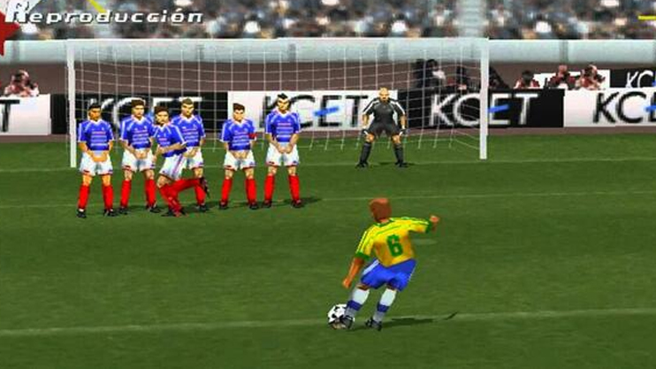 PES: An ode to Roberto Larcos - a true Pro Evolution Soccer