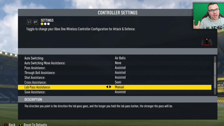 FIFA 18: These 3 settings will instantly make you a better