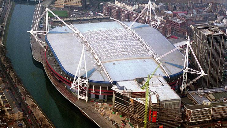 Cardiff-Stadium