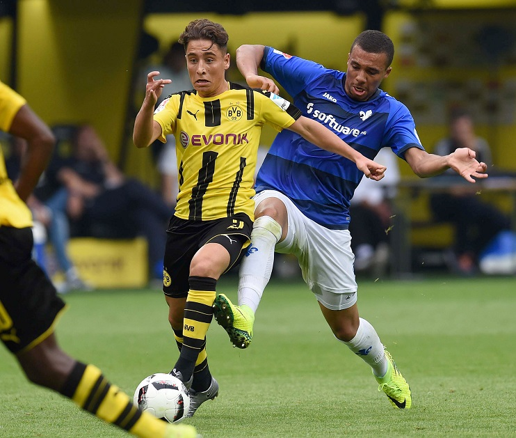 Europa League Dortmund 2021