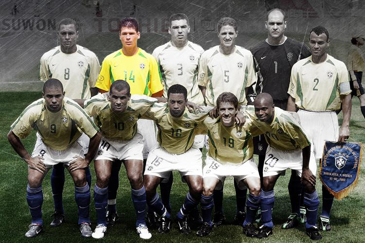 416cda9e3 The forgotten members of Brazil s 2002 World Cup winning squad