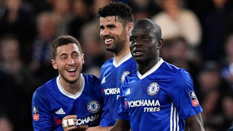 Eden Hazard has touching plan for N'Golo Kante is he wins POTY award