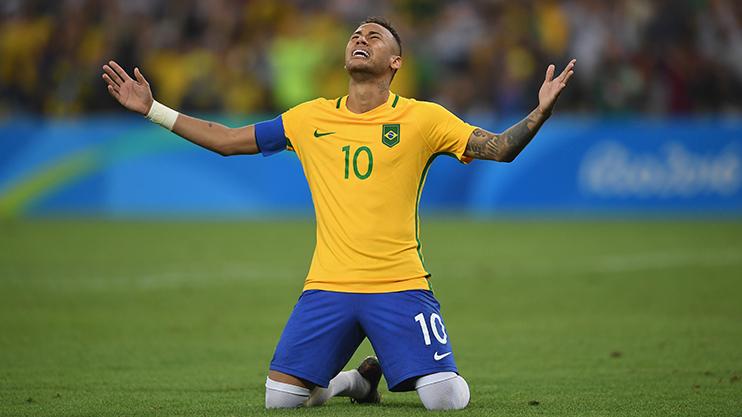 Neymar tops the charts