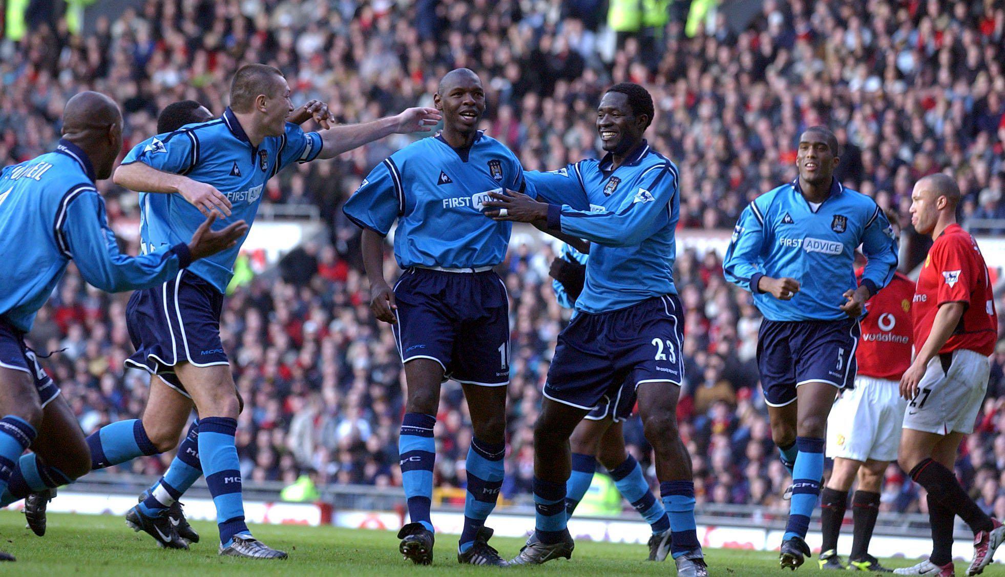 Goater celebrates scoring in 2002