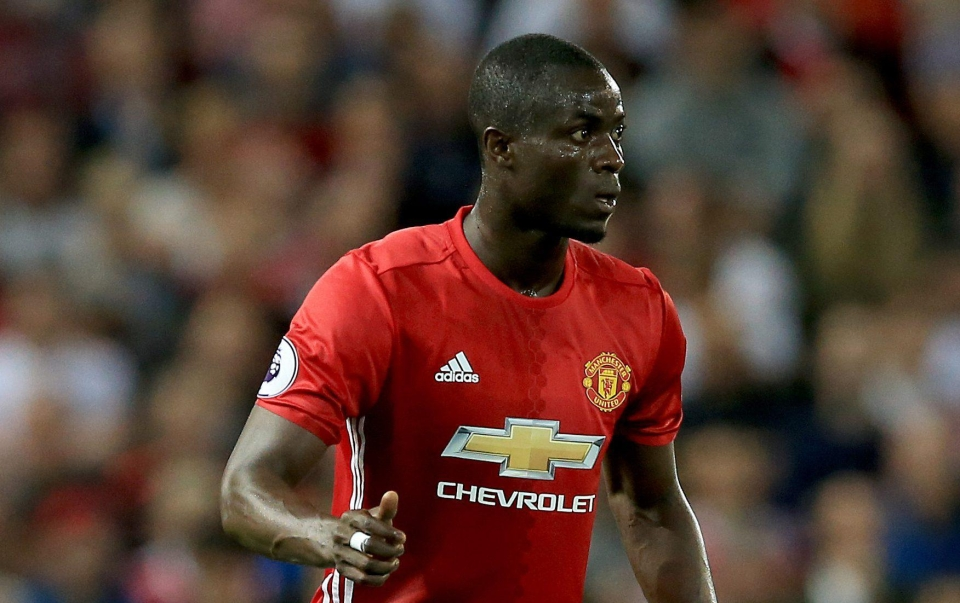 Eric Bailly has been United's most consistent centre-back this season