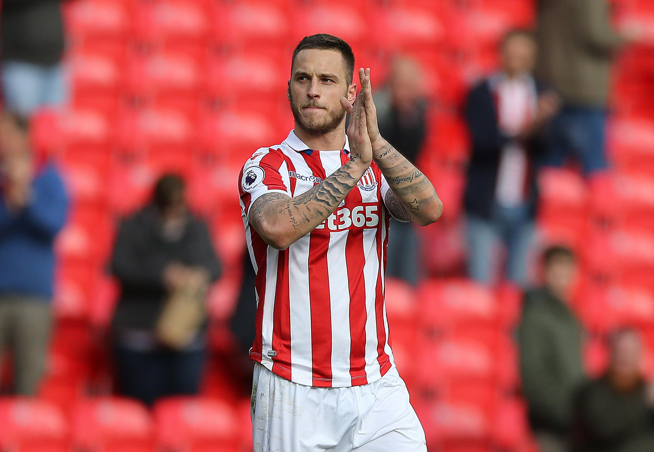 Arnautovic is a threat when Stoke play at home