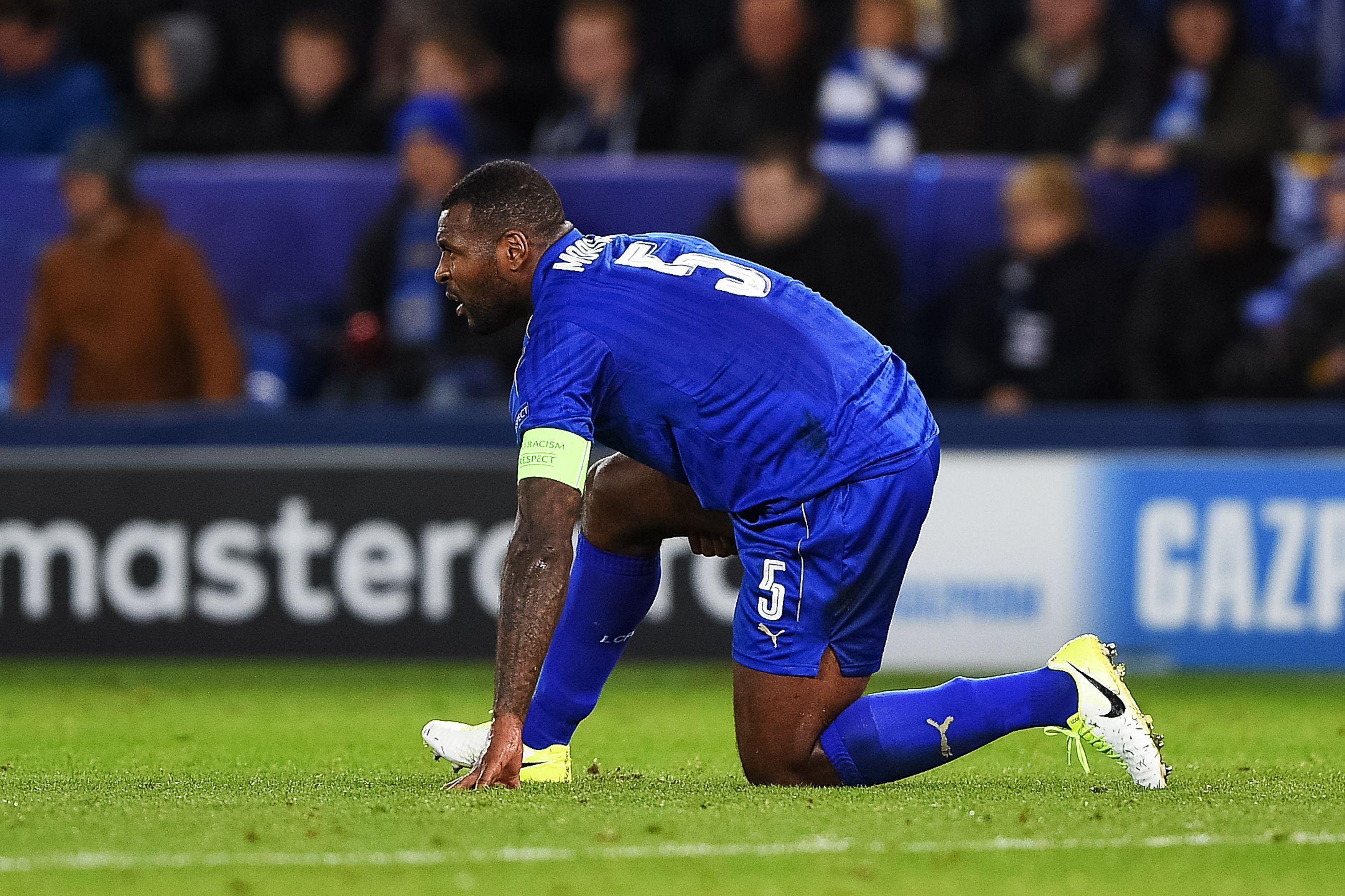 Leicester defenders might be in for a tough day at Man City