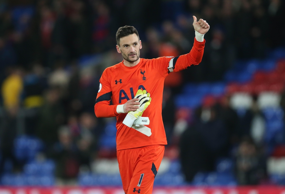 Hugo Lloris was the top performing goalkeeper by some distance
