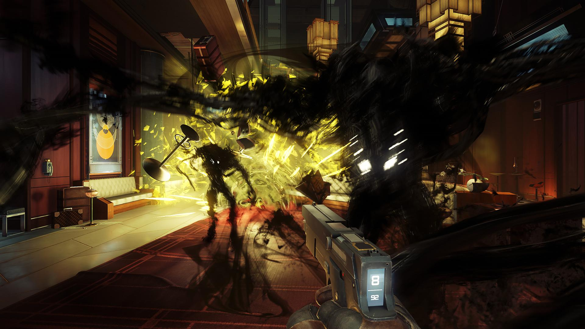 Expect plenty of action and puzzle solving as you explore Talos 1