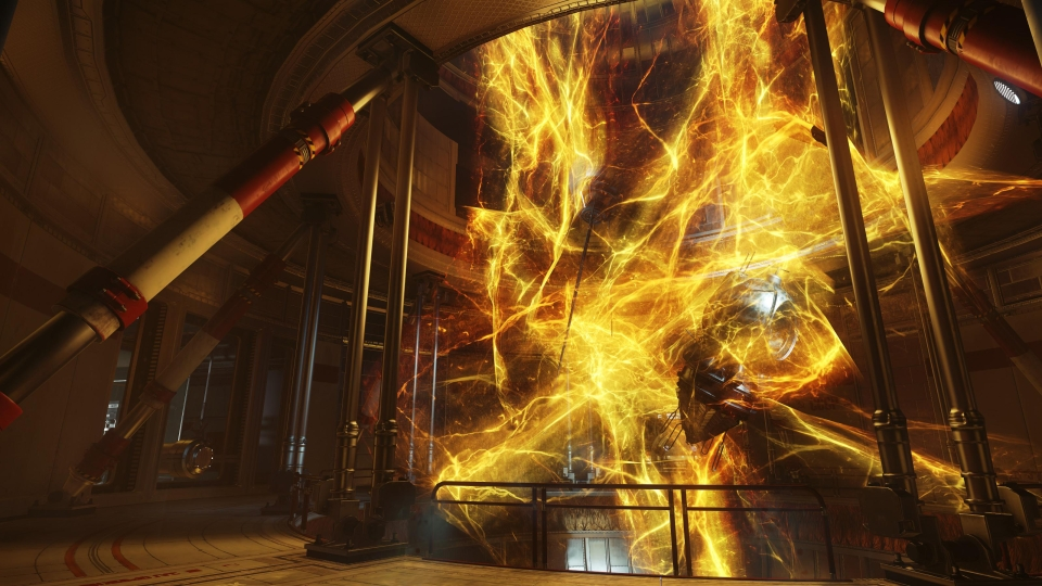 Thanks to CryEngine, lighting will be incredibly impressive in Prey