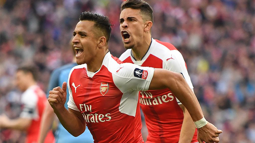 Sanchez has been Arsenal's talisman this season
