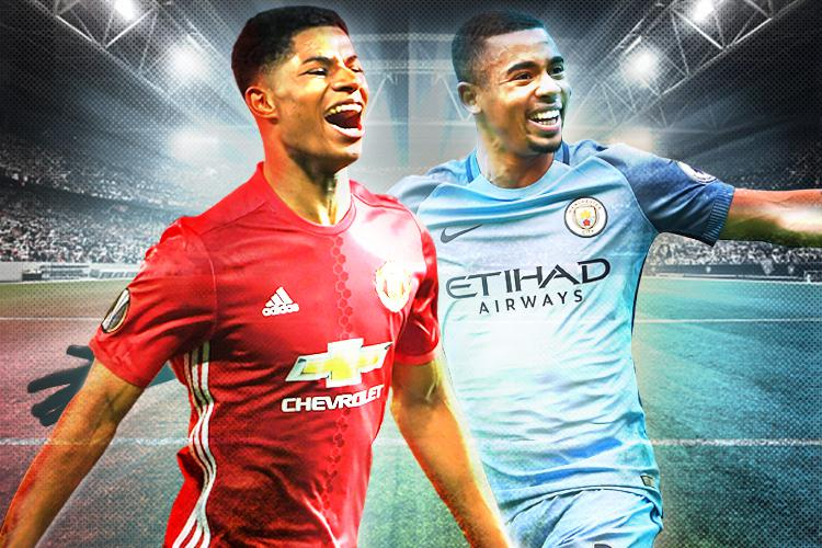 Who's shining brighter in Manchester?