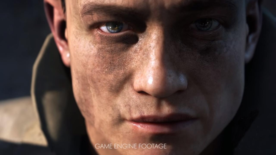 Battlefield 1 still has some of the most realistic character models in any game – especially when it comes to the eyes