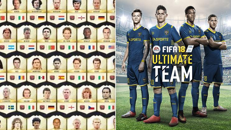 Legends on the Xbox are one of the most wanted features in Ultimate Team