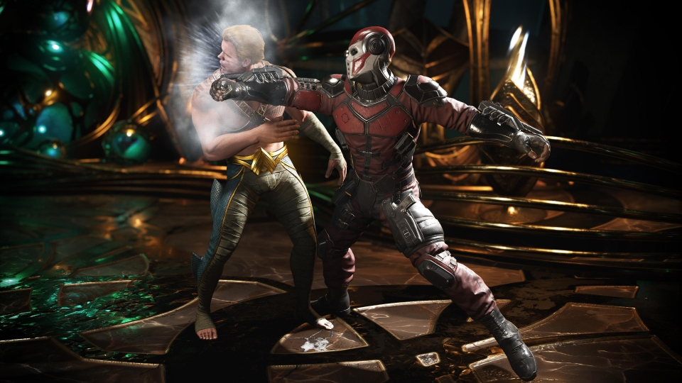 Injustice 2 will build on the original's hard-hitting combat