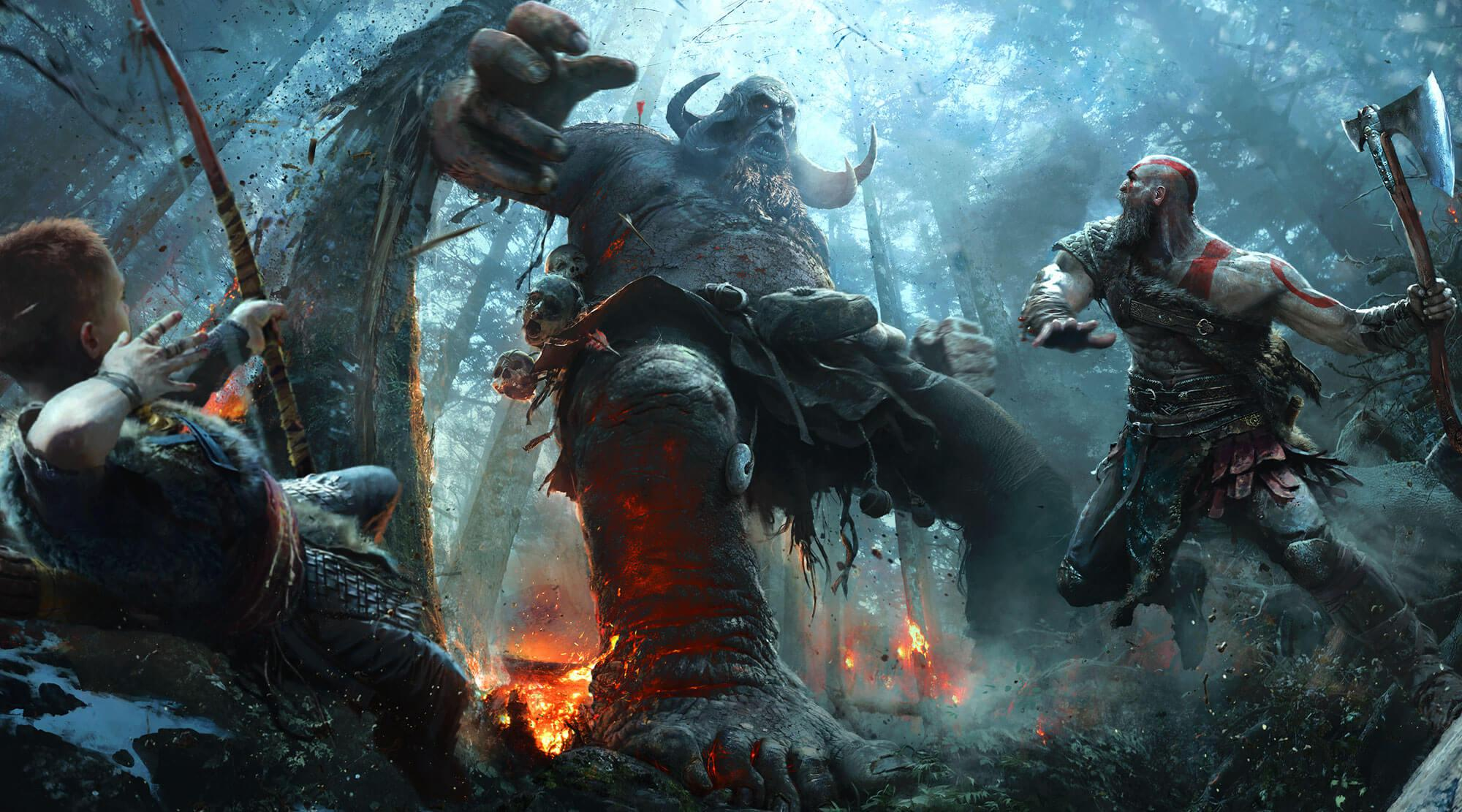 God of War is fast becoming one of the most-wanted games – let's hope it's not delayed again