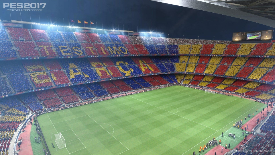 The Omission Of Camp Nou In FIFA Is Felt More By Fans Every Year