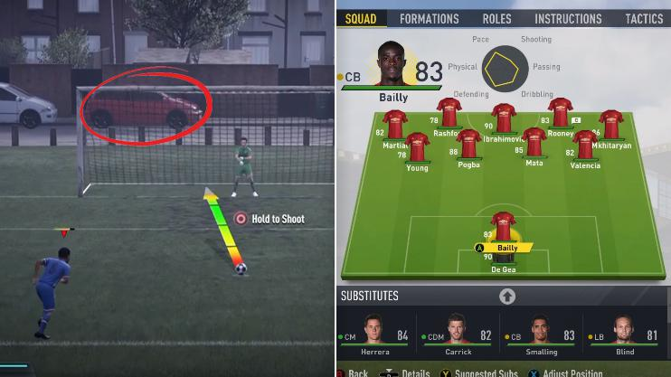 Whether it's finding Easter Eggs or playing around with the formation in Career Mode, there are still plenty of things to do on FIFA 17