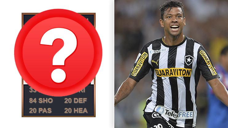 Wallyson now plays for Botafogo where he's meant to be performing well