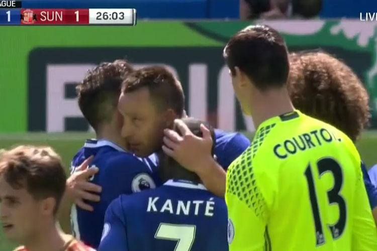 Everyone hugs JT, it's all rather sweet