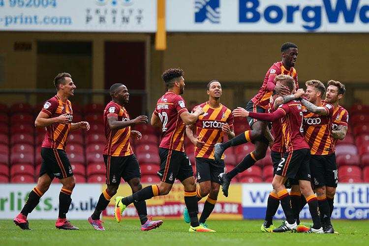Celebrations as the league season reaches crunch time