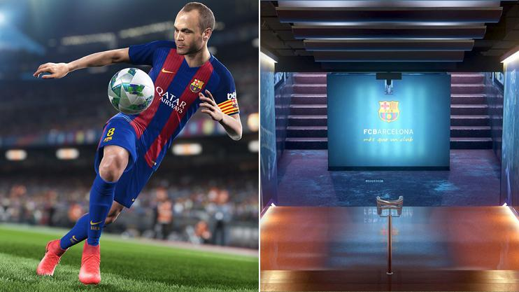 PES 2018 will be arriving on September 14 – just days before the new FIFA