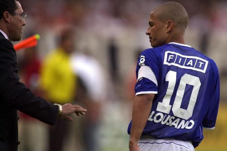 Alex scored 23 goals for Cruzeiro in 2003