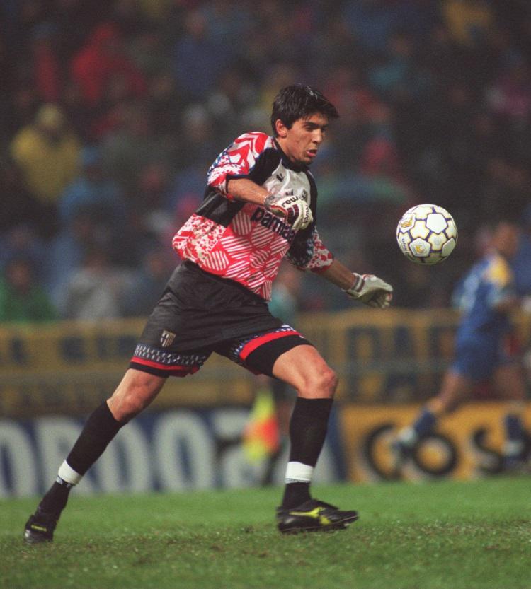 1990s goalkeeper kits were mental