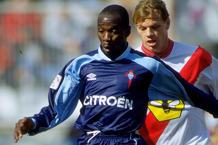 Makelele playing the Makelele role before the Makelele role existed