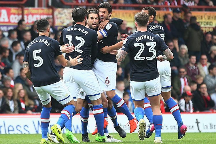 Charlie Mulgrew scored in the 3-1 win over Brentford