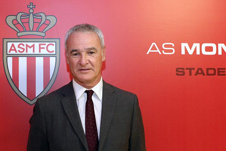Claudio Ranieri was appointed to take Monaco back to the promise land in May 2012