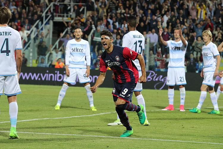 Crotone confirmed safety with a 3-1 win over Lazio