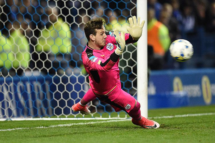 Danny Ward will never have to buy a pint in Huddersfield again