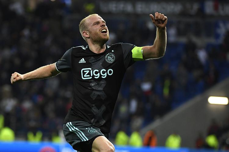 Davy Klaassen is positively old at 24