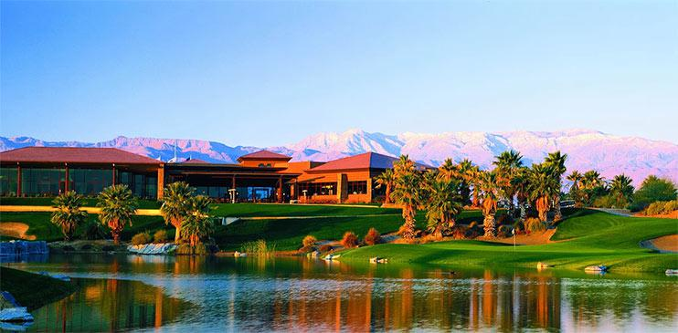 Desert Willow golf course, where the inaugural Jansen Cup will be taking place