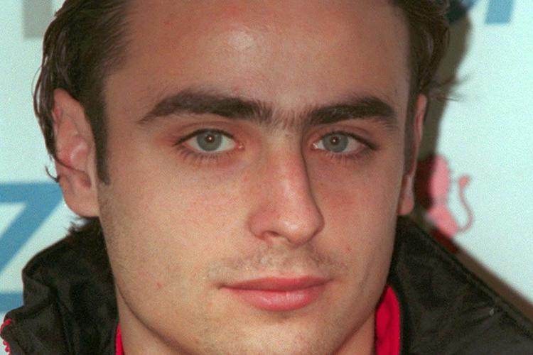 Look into a young Dimitar's eyes for long enough and he'll hypnotise you into speaking Bulgarian