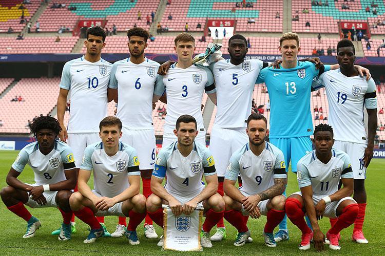 England's future