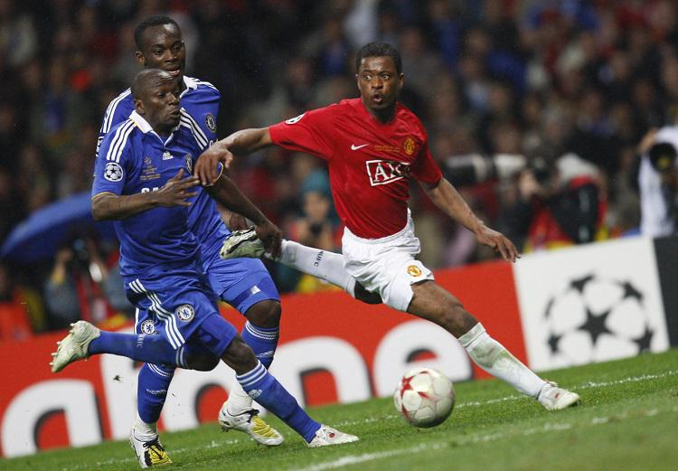 All this photo does is remind me that Chelsea played Michael Essien at right-back