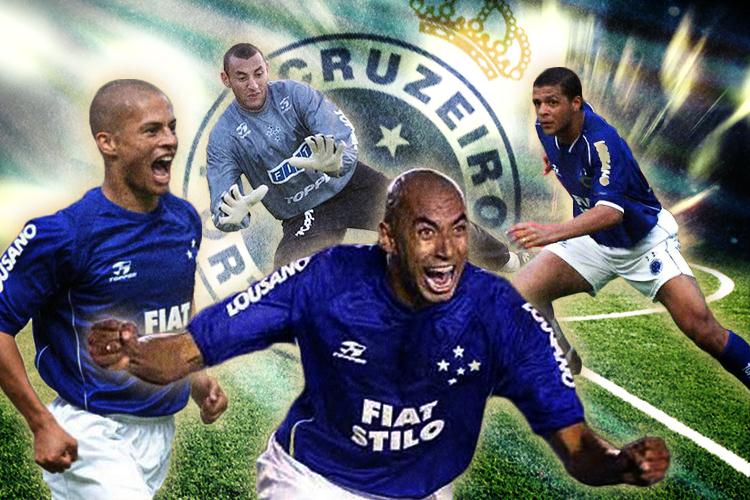 Are Cruzeiro's 2003 side the best Brazilian side ever?