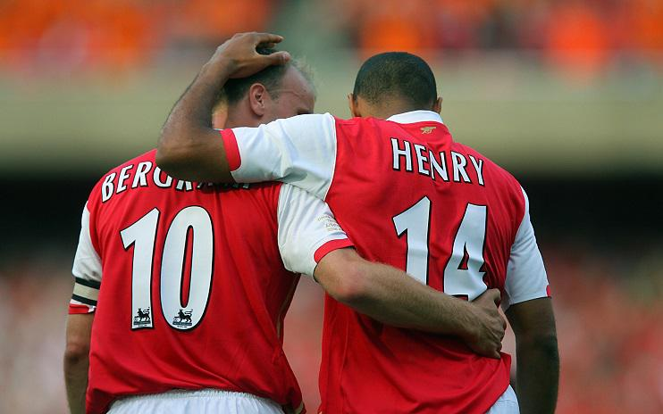 Arguably the best strike partnership in Premier League history