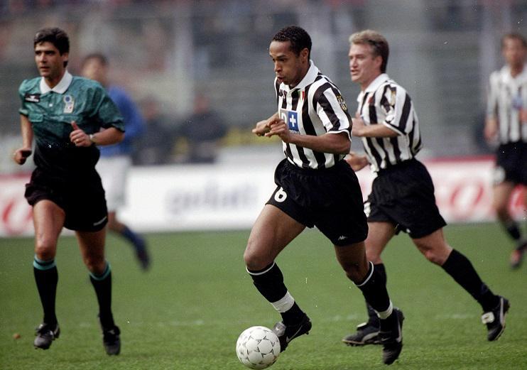 Juventus made him wear No6, no wonder it didn't work out