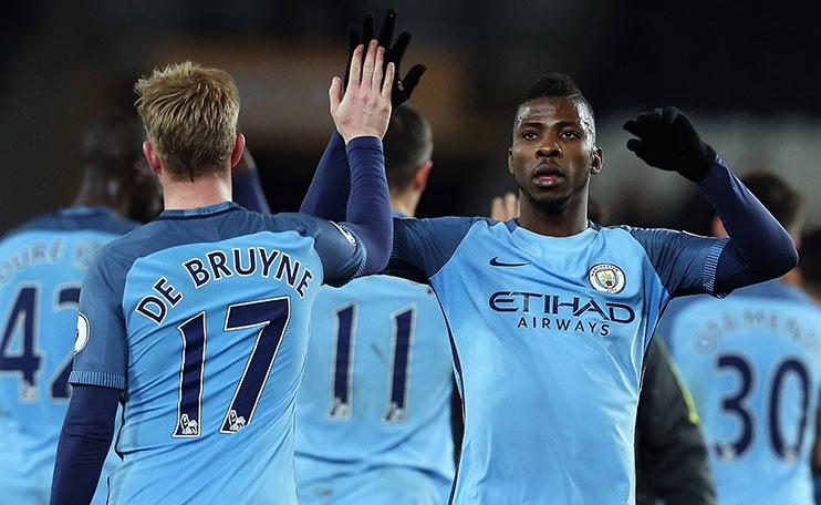 Kelechi Iheanacho scored a handful for Manchester City again, but will he last the summer?