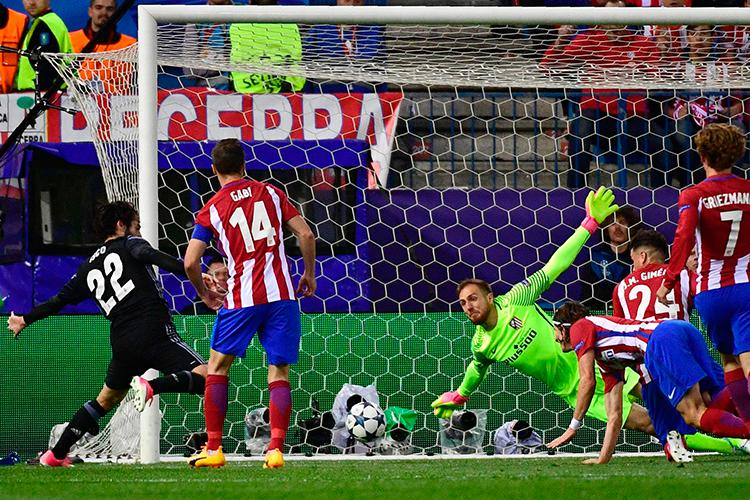 Look away now Atletico Madrid fans