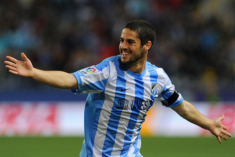 Enjoy him while you can, Malaga fans