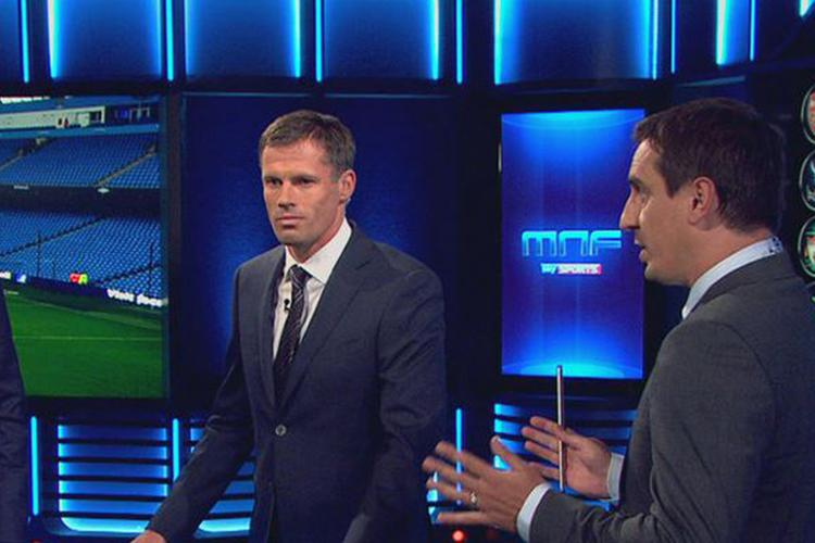 What song is Carra humming in his head?