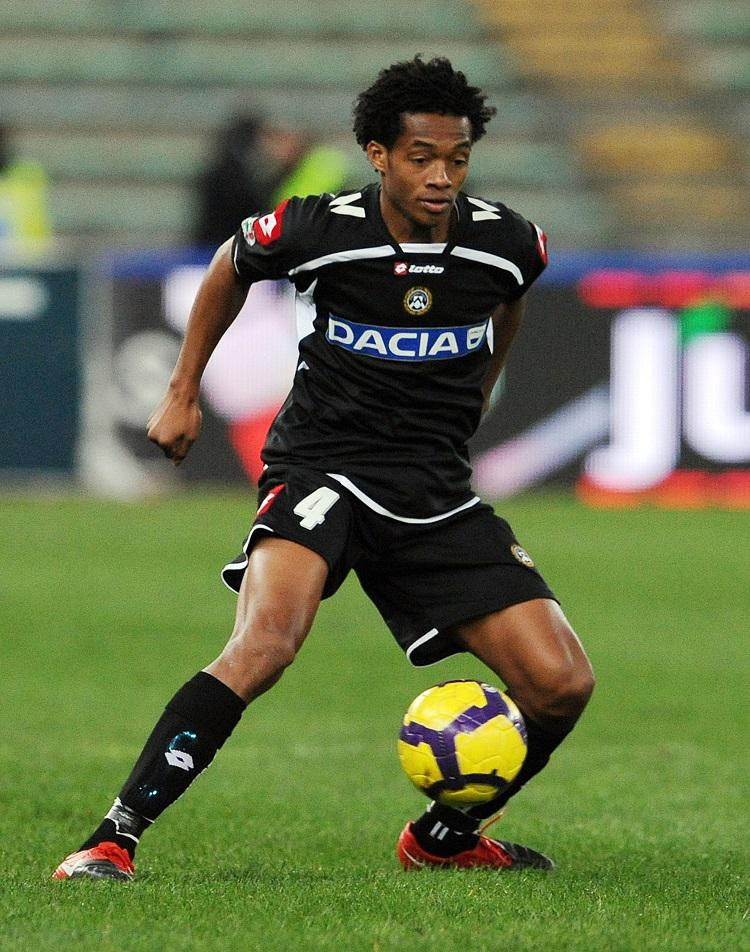 Surely we aren't the only ones who are surprised by the fact Cuadrado is 29-years-old